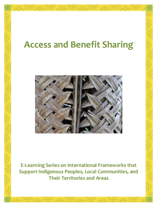 Access-Benefit-Sharing