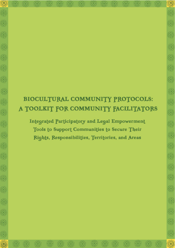 Biocultural-Community-Protocols-Toolkit