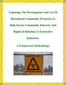 Framework-methodology