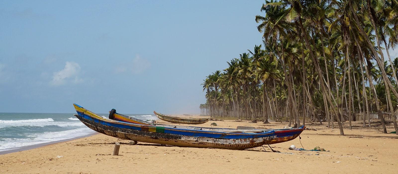 Banner-Benin