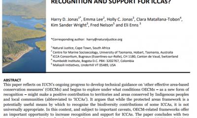 OECM paper