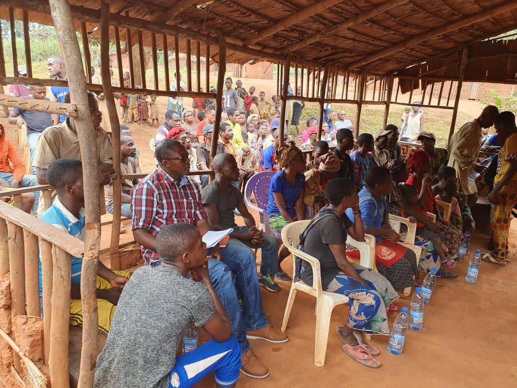 Baka Cameroon Jazzy BCP consultations